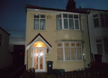Thumbnail 3 bedroom semi-detached house to rent in Wessex Ave, Horfield - Bristol