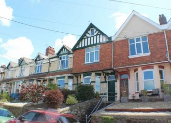 Thumbnail 3 bed terraced house to rent in 3 Bedroom Terraced House, Elm Grove, Bideford
