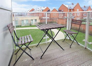 Thumbnail 2 bedroom flat for sale in Great Northern Road, Cambridge