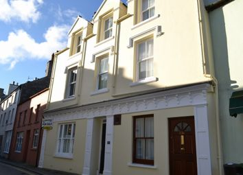 Thumbnail 4 bed terraced house for sale in Malew Street, Castletown, Isle Of Man