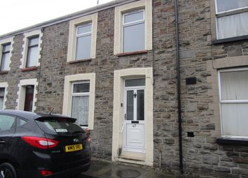 Thumbnail 2 bedroom terraced house to rent in Church Street, Mountain Ash