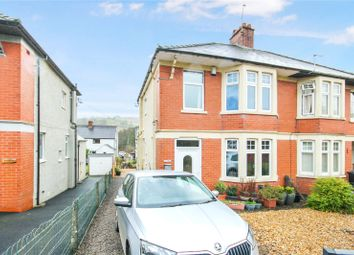 Thumbnail 3 bed semi-detached house for sale in Defynnog Road, Sennybridge, Brecon, Powys