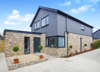 Thumbnail 3 bed detached house for sale in Downs Road, Winchester