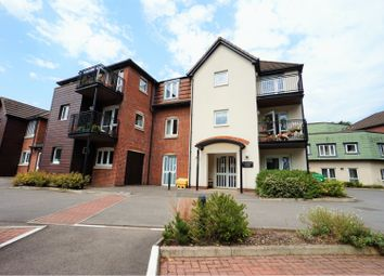 Thumbnail 1 bed flat for sale in 557 Ringwood Road, Ferndown