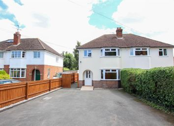 Thumbnail 3 bed semi-detached house for sale in School Lane, Upton-Upon-Severn, Worcester