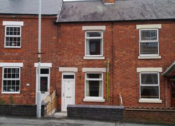 Thumbnail 2 bed terraced house to rent in Station Road, Earl Shilton