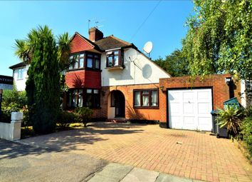 Thumbnail 3 bed semi-detached house for sale in Beechcroft Ave, New Malden