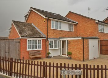 Thumbnail 4 bed semi-detached house for sale in The Glynde, Stevenage