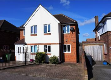 Thumbnail 3 bed semi-detached house for sale in Mill Way, Bushey