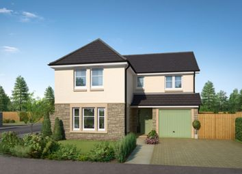Thumbnail 4 bed detached house for sale in Leven Street, Motherwell