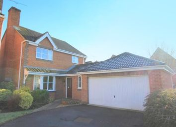 Thumbnail 4 bed detached house for sale in Wood End Way, Chandler's Ford, Eastleigh