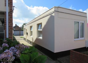 Thumbnail 1 bed detached bungalow for sale in Sydney Road, Gosport