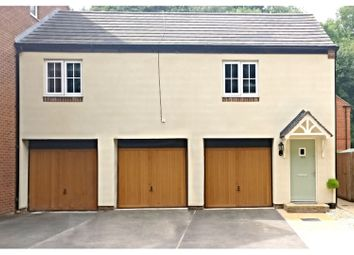Thumbnail 2 bed property for sale in Bath Vale, Congleton