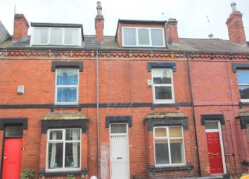 Thumbnail 4 bedroom terraced house to rent in Rider Road, Woodhouse, Leeds