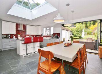 Thumbnail 4 bed semi-detached house for sale in Upper Spring Lane, Ightham, Sevenoaks