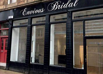 Thumbnail Retail premises to let in 87 Saltmarket, Glasgow