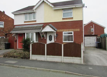 Thumbnail 3 bed semi-detached house to rent in Newlands Road, Leigh
