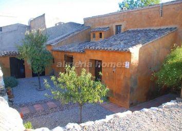 Thumbnail 3 bed country house for sale in Cortijo Selva, Zurgena, Almeria
