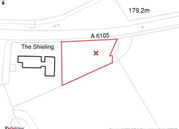Thumbnail Land for sale in The Bungalow Plot, Huntlywood, Earlston