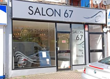 Thumbnail Commercial property to let in Exeter Road, Exmouth, Devon