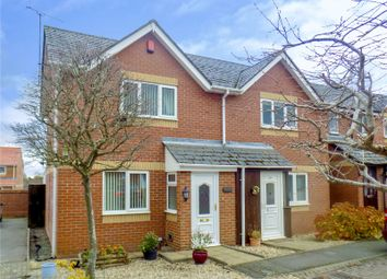 Thumbnail 2 bed semi-detached house for sale in Willis Way, Purton, Swindon, Wiltshire