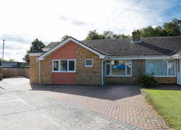 Thumbnail 3 bed semi-detached bungalow for sale in Seamark Close, Monkton, Ramsgate