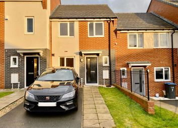 Thumbnail 2 bed terraced house for sale in Bluestone Close, Cobblers Hall, Newton Aycliffe