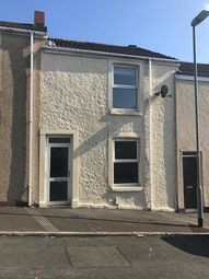 Thumbnail 2 bed terraced house to rent in Hoo Street, Swansea