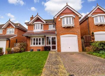 Thumbnail 4 bed detached house for sale in Wittersham Rise, St Leonards-On-Sea, East Sussex