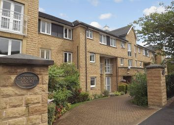 Thumbnail 1 bed flat for sale in Carnegie Court, Ilkley