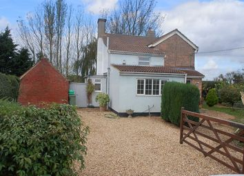 Thumbnail 3 bed detached house for sale in Thorney Road, Guyhirn, Wisbech