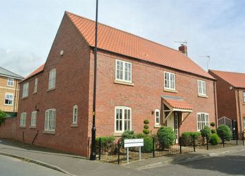 Thumbnail 5 bed detached house for sale in Quayside East, Bourne, Lincolnshire