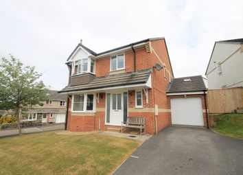 Thumbnail 4 bed detached house for sale in Carrisbrooke Way, Latchbrook, Saltash
