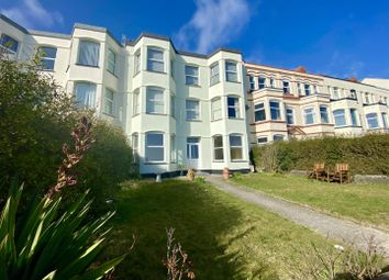 Thumbnail 3 bed flat for sale in West End Parade, Pwllheli