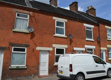 Thumbnail 2 bed terraced house to rent in Cornhill Street, Leek