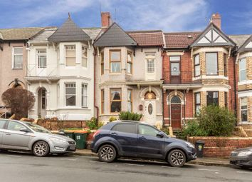 Thumbnail 5 bed terraced house for sale in Coldra Road, Newport