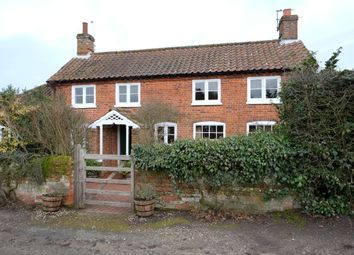 Thumbnail 3 bedroom cottage to rent in Heydon, Norwich, Norfolk