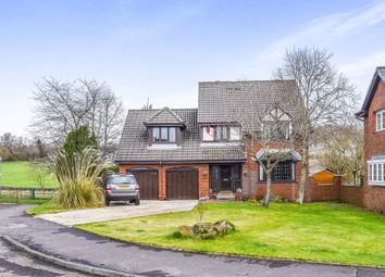 Thumbnail 4 bed detached house for sale in Whitelea Crescent, Kilmacolm