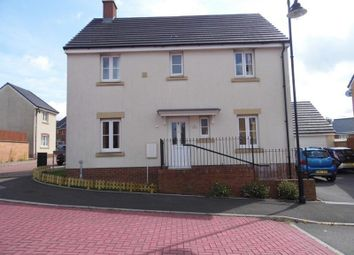 Thumbnail 4 bed detached house for sale in Trem Y Rhedyn, Coity, Bridgend