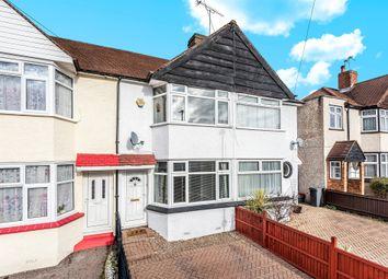 Thumbnail 2 bed terraced house for sale in Fernside Avenue, Feltham