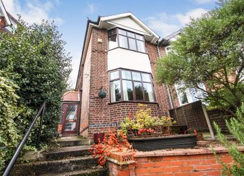 Thumbnail 3 bed semi-detached house to rent in Sandford Road, Mapperley, Nottingham