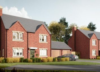 Thumbnail 4 bedroom detached house for sale in The Orchards, Beach Lane, Bromsberrow Heath, Near Ledbury, Herefordshire
