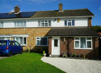 Thumbnail 3 bed semi-detached house for sale in Falconwood Road, Addington, Croydon, Surrey