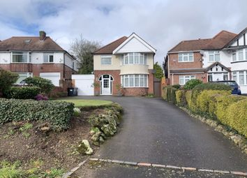 Thumbnail 3 bed detached house for sale in Church Road, Yardley, Birmingham