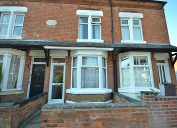 2 bed terraced house for sale in Clarendon Park Road, Leicester LE2
