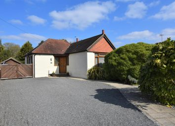 Thumbnail 2 bed detached bungalow for sale in Oakhill Road, Ashtead