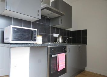 Thumbnail 1 bedroom flat to rent in Woodgate, Leicester