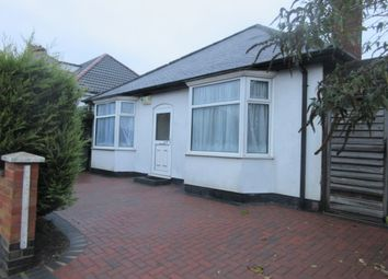 Thumbnail 2 bed bungalow for sale in Braunstone Close, Braunstone Town