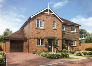 Thumbnail Semi-detached house for sale in Shelvers Way, Tadworth