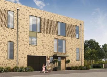 Thumbnail 4 bed town house for sale in The Burwell At Great Kneighton, Long Road, Trumpington, Cambridge